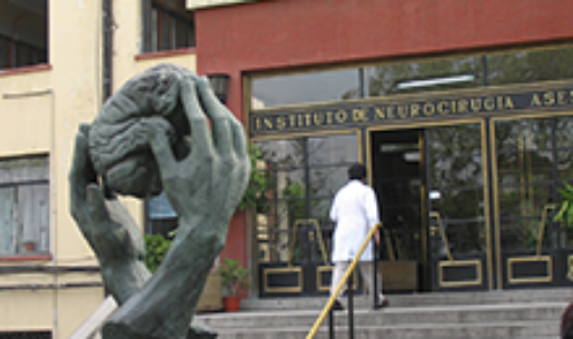 Instituto de Neurocirugía Doctor Alfonso Asenjo