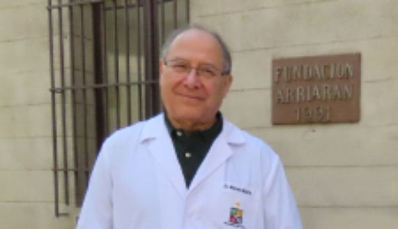 Doctor Marcelo Wolff.
